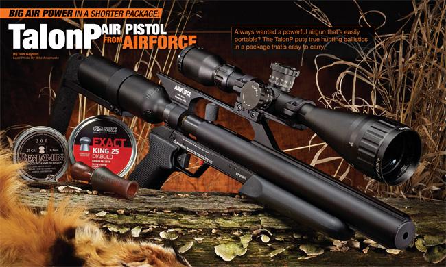 Airforce Airguns Precharged Pneumatic Air Rifles