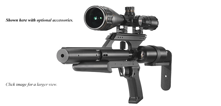 For the serious hunter wanting a compact, yet powerful hunting tool.