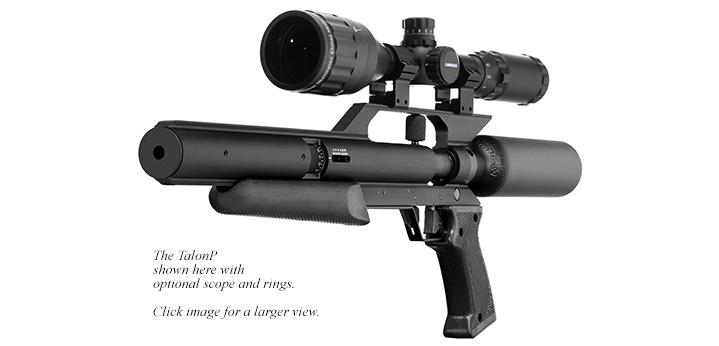 Airforce Airguns Talonp Precharged Pneumatic Air Pistol