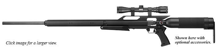 World's Most Powerful Production Air Rifle