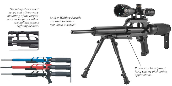 AirForce Airguns Condor PreCharged Pneumatic Air Rifle