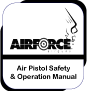 Air Pistol Safety & Operation