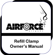 Refill Clamp Owner's Manual
