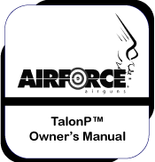 TalonP Owner's Manual