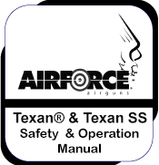 The Texan and Texan SS Owner's Manual