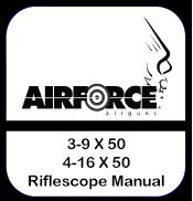 Riflescope Manual