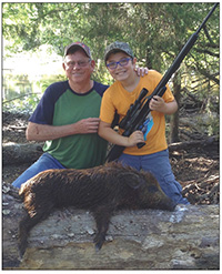 Big Bores for Young Hunters