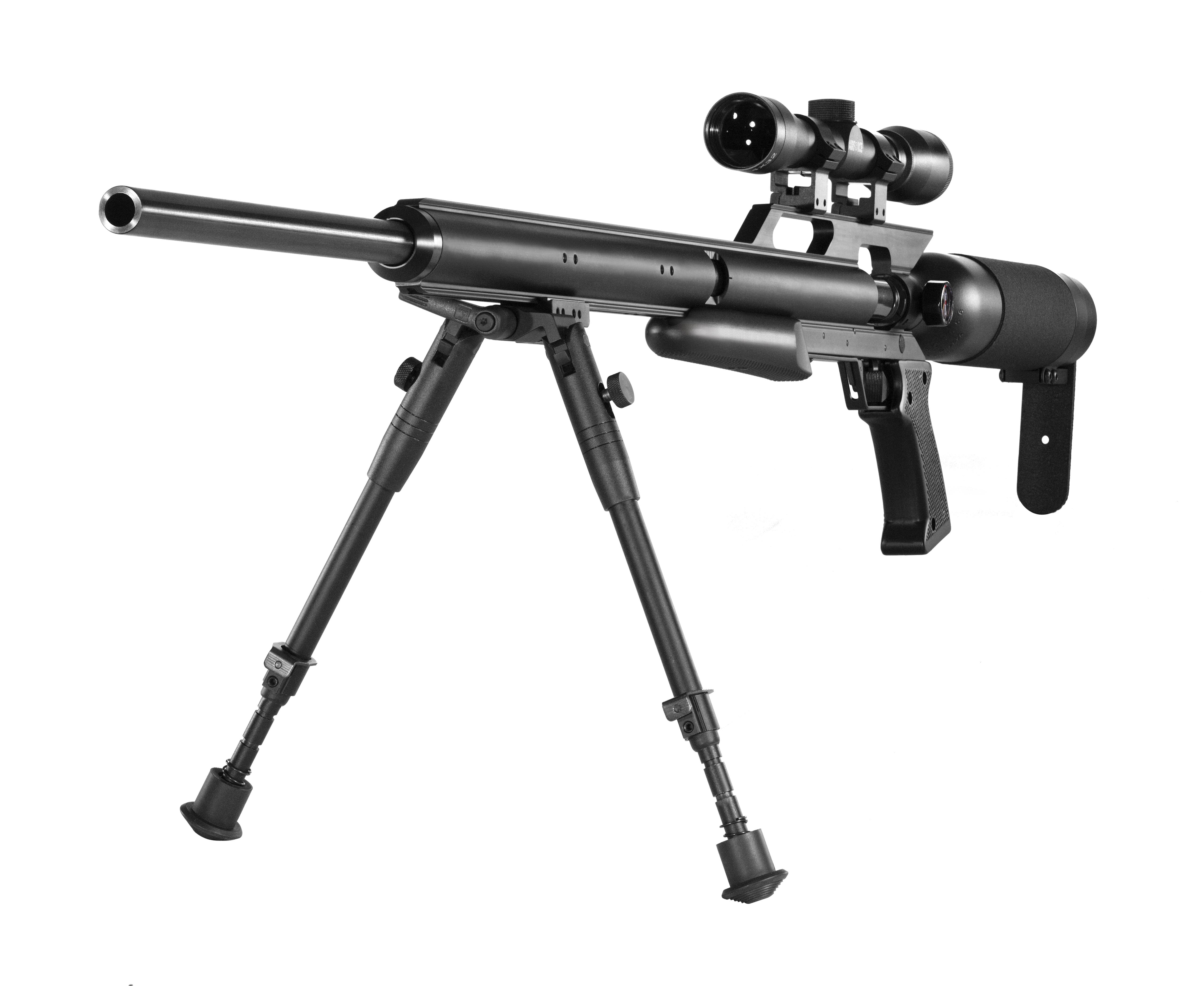 The most powerful air gun 2
