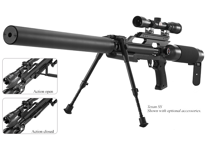 AirForce Airguns - World's Most Powerful Production Air Rifle
