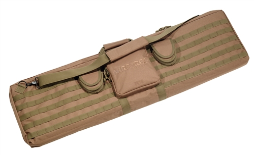 "VooDoo Tactical 44"" in Rifle Case"