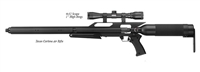 Texan®Carbine w/4X32 Scope and High Rings